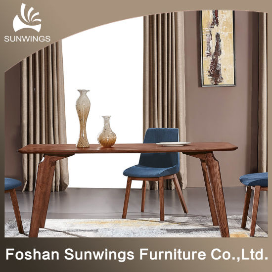 The Modern Wooden Dining-Table Sets pictures & photos