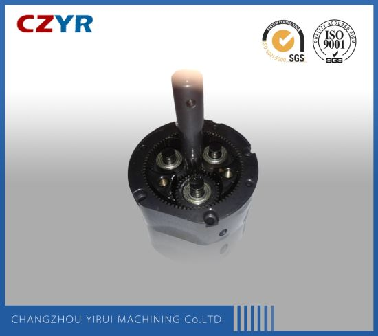 Smooth Speed Transmission Reduction Gearbox with Customized Shape pictures & photos