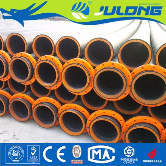 HDPE Pipe/Sand Dredging Pipeline for Sale pictures & photos