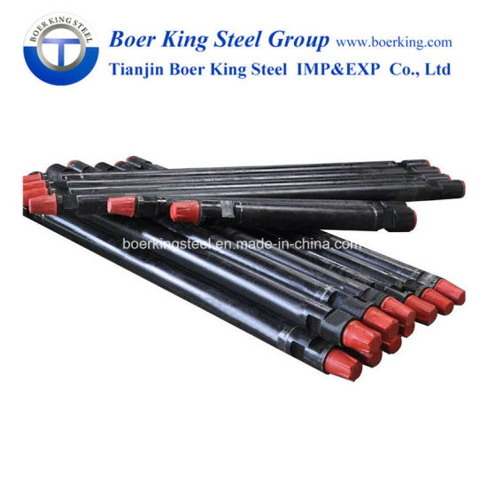 Lowest Price API 5dp Thread Oil Filed Well Drilling Machine Parts Seamless Steel Scrap Drill Pipe pictures & photos