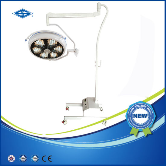 LED Shadowless Surgical Operation Light (500/500 LED) pictures & photos