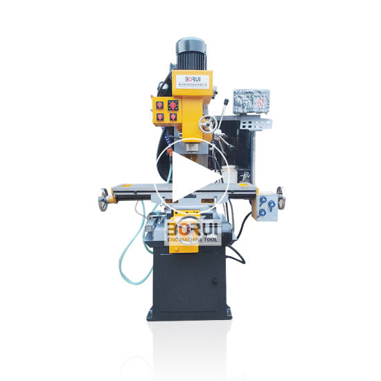 Zx50c High Performance Small Vertical Bench Milling Drilling Machine pictures & photos