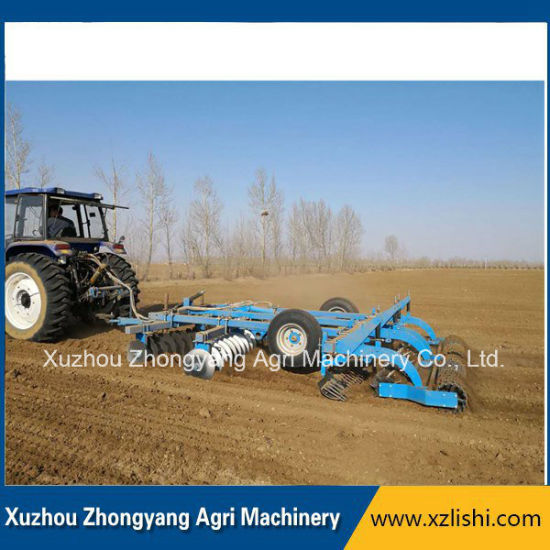 Agriculture Machine 3.6m Speed Tiller pictures & photos