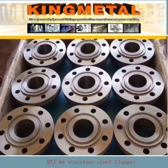 DN15-DN2000 Large Forged Stainless Steel Flange pictures & photos