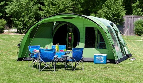 5-8 Persons Family Tunnel Camping Inflatable Tents pictures & photos