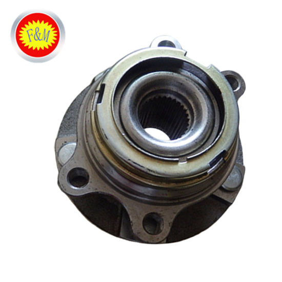 Good Quality Front Wheel Bearing Hub OEM 40202-1ab0a pictures & photos