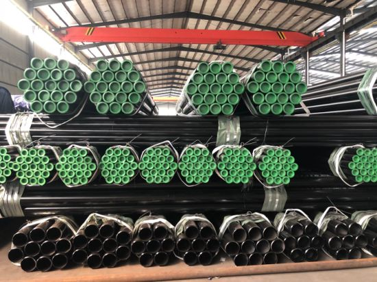 Carbon Steel Seamless Pipe for Sch80, Sch160 pictures & photos