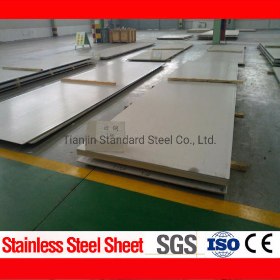 SA240 316 316L 316ti 316h Stainless Steel Plate pictures & photos