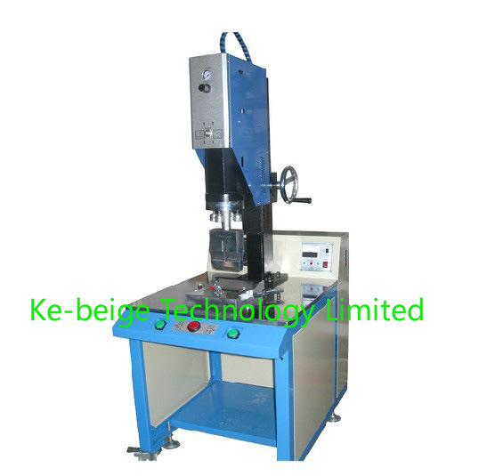 15kHz PLC Ultrasonic Welding Machine for Electronics Products Welding pictures & photos