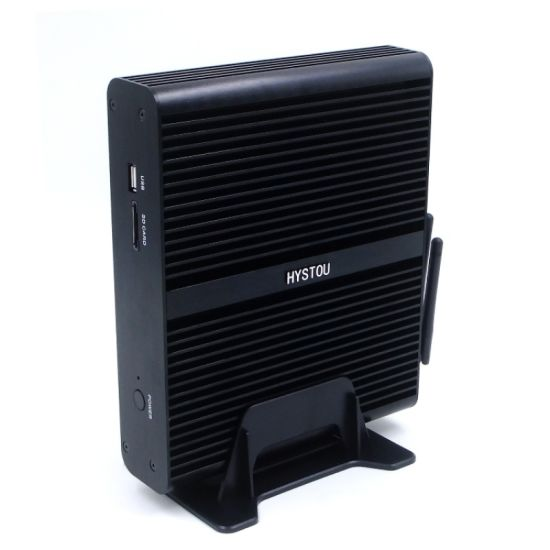Skylake Fanless Laptop PC with Intel Core I7 6500u/6600u (2.5-3.1GHz) pictures & photos