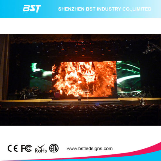 Low Price P4mm Indoor Full Color Rental LED Display Screen pictures & photos