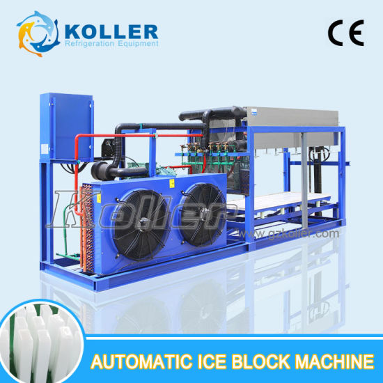 Koller 3 Tons Automatic Ice Block Machine Dk30 pictures & photos