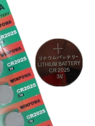 PC Remote Control 3V Lithium Button Watch Battery (CR2025) pictures & photos