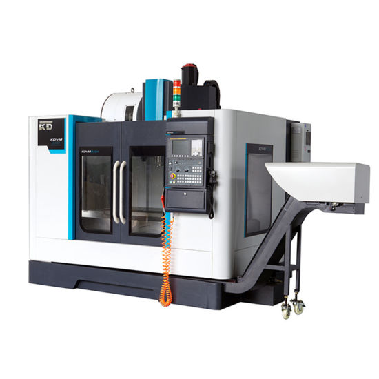 Super Speed Precision CNC Vertical Machining Center Vmc1000 pictures & photos
