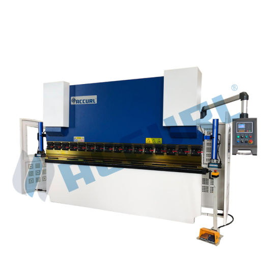 Delem Da52s MB8-80t-2500 Hydraulic CNC Press Brake for Metal pictures & photos