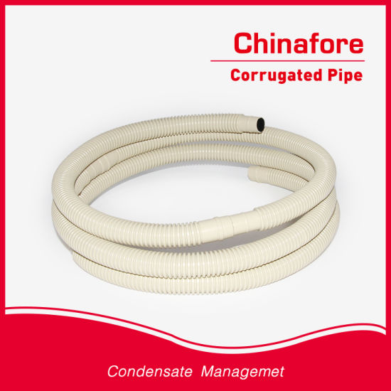 Polyethylene of Low Density Ivory Colour or White Colour PVC Re-Inforeced Pipe pictures & photos