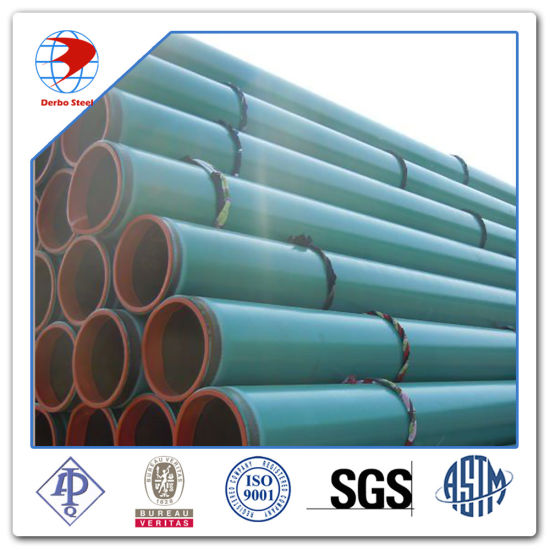 Dn800 Sch40 API5l X70 LSAW Pipe with Fbe pictures & photos