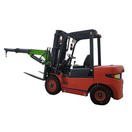Factory Boom Attachment Crane Jib for Forklift pictures & photos