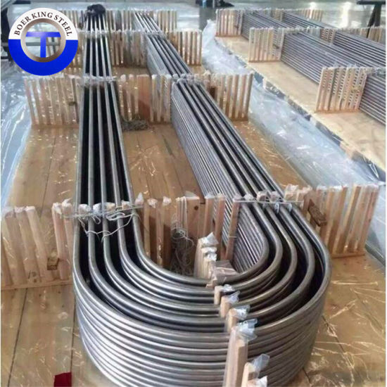 ASME SA213 T11 T12 T22 Seamless Steel Tube for Boiler pictures & photos