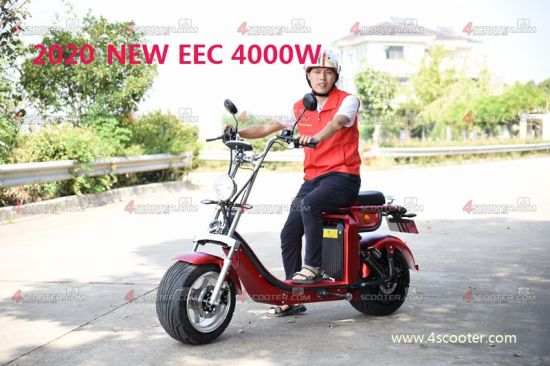 2020 New 4000W Citycoco Suppliers EEC Coc pictures & photos