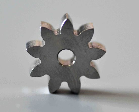 Power Transmission Small M 0.5 Stainless Steel Spur Gear pictures & photos