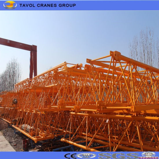 Qtz50 (5008) Construction Machinery Tower Crane pictures & photos