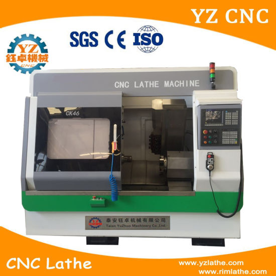 with Milling Head and Drilling Head Slant Bed CNC Lathe Machine pictures & photos