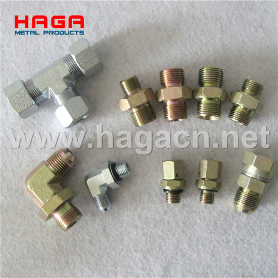 Hydraulic Hose Adapters pictures & photos