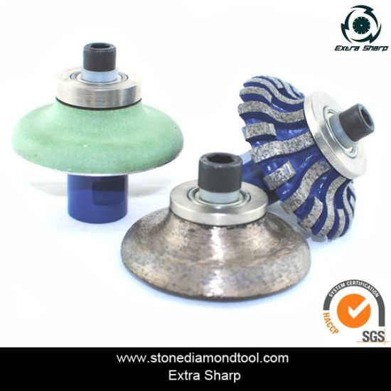 Hand Profiling Wheel for Granite Marble Diamond Tools pictures & photos