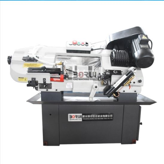 BS-912b Band Saw Machine Metal Cutting Small Band Saw Cutting Machine pictures & photos