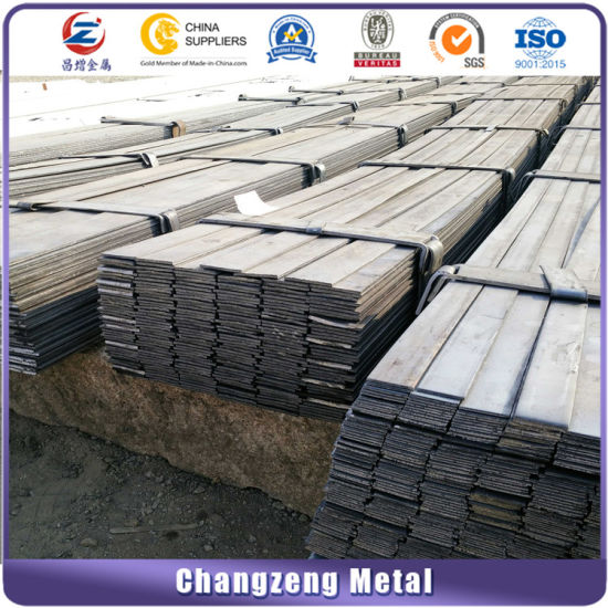 Hot Rolled Metal Steel Flat Bar (CZ-F50) pictures & photos