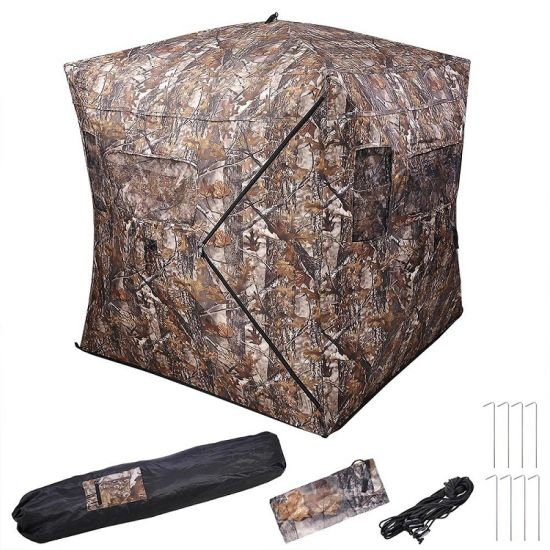 China Hot Sale Portable Hunting Blinds Tent Hunting Gear pictures & photos