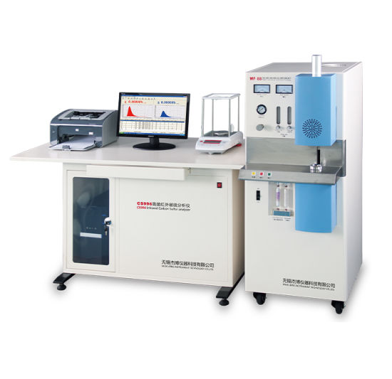 High Quality One Stop Service Carbon Sulfur Analyzer for Metal Analysis pictures & photos