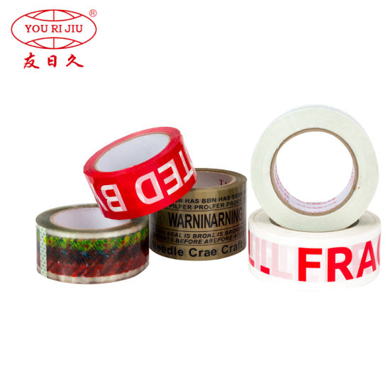 Custom Printing Clear BOPP Packing Tape pictures & photos