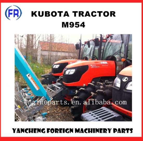 Kubota 4WD Tractor pictures & photos