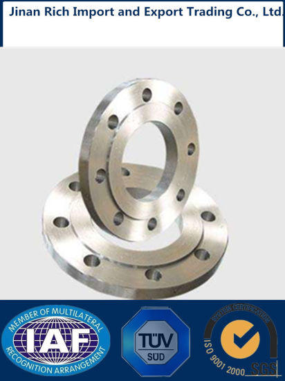 JIS 5K/10K/16K/20K/30K Carbon Steel Forged Flange pictures & photos