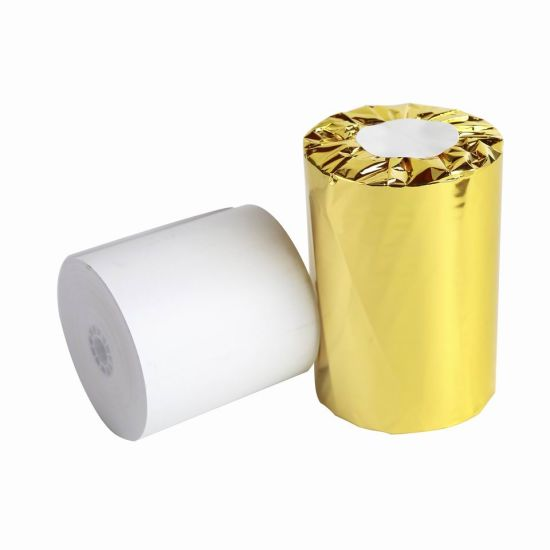 Thermal Cash Register POS Paper Rolls Wrapping Paper Roll pictures & photos
