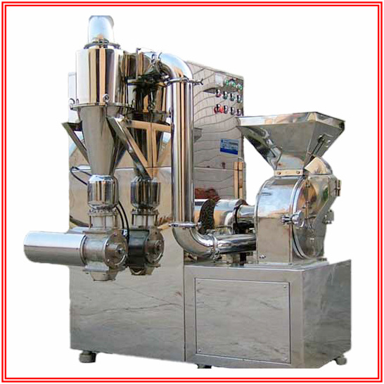 Herbal Medicine/Sugar/ Coffee Bean/ Spice/ Food/ Rice/ Grain/ Cereal Pulverizer/ Pepper Mill/ Milling Grinder with Dust Filter pictures & photos