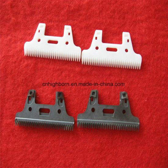 Hot Sale Zirconia Ceramic Clipper Blade pictures & photos