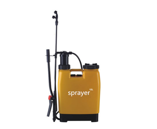 12L Beautiful Good Quality Pressure Hand Sprayer Pump pictures & photos