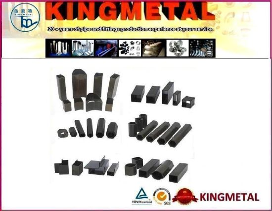 Special Steel Pipe Hexagon Triangle pictures & photos