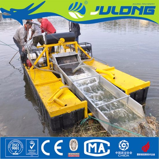 8 Inch Gold Dredger for Gold Mining pictures & photos