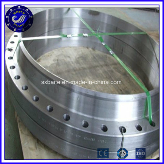 Large Ring Forging Wind Power Tower Flange pictures & photos