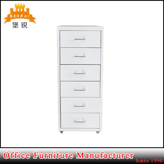 Jas-117 Luoyang Anshun Modern Metal Living Room Cabinet 6 Layers Cabinets pictures & photos