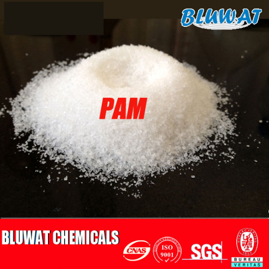 Wastewater Treatment Polymers of Polyacrylamide pictures & photos