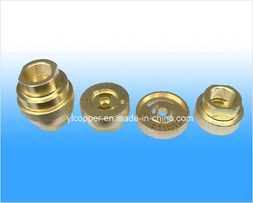 H70as Brass Precision CNC Parts for Customized Parts pictures & photos