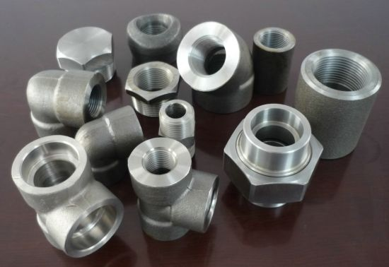 Bs 3799 (ANSI B 16.11) Socket Welding Pipe Fittings pictures & photos