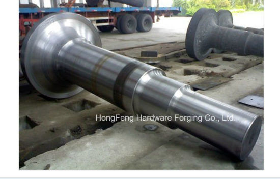 AISI4140 Steel Forging Shaft with High Quality pictures & photos