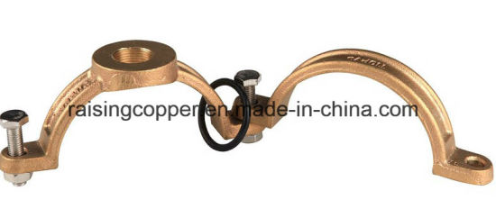 Gunmetal Clamp Saddle for Pipe pictures & photos