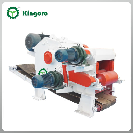 Biomass Drum-Type Wood Chipper for Power Plant pictures & photos
